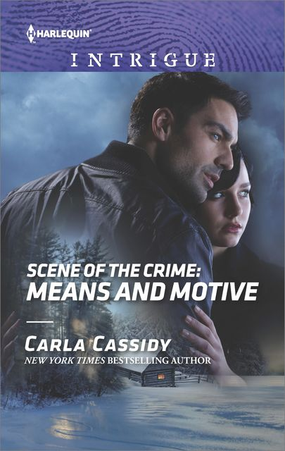 Scene of the Crime: Means and Motive, Carla Cassidy