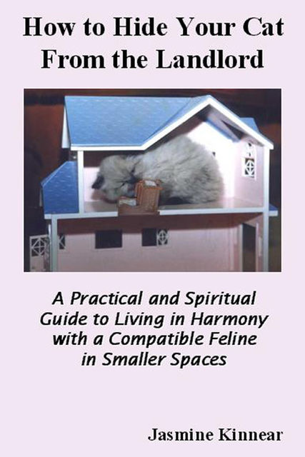 How to Hide Your Cat from the Landlord: A Practical and Spiritual Guide to Living in Harmony with a Compatible Feline in Smaller Spaces, Jasmine Kinnear