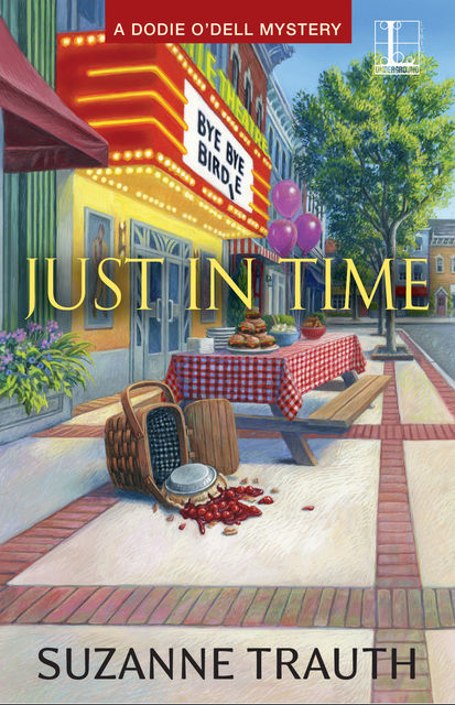 Just in Time, Suzanne Trauth