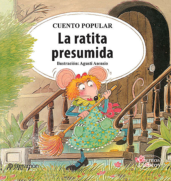 La ratita presumida, Cuento Popular