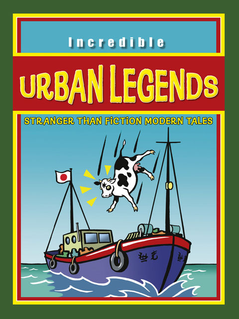 Urban Legends, Arcturus Publishing Limited