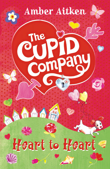 Heart to Heart (The Cupid Company, Book 2), Amber Aitken
