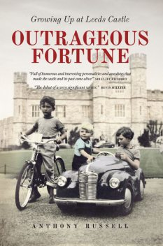 Outrageous Fortune, Anthony Russell