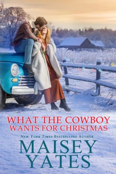 What the Cowboy Wants for Christmas, Maisey Yates