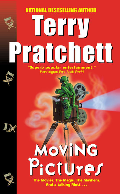 Discworld 10 - Moving pictures, Terry David John Pratchett