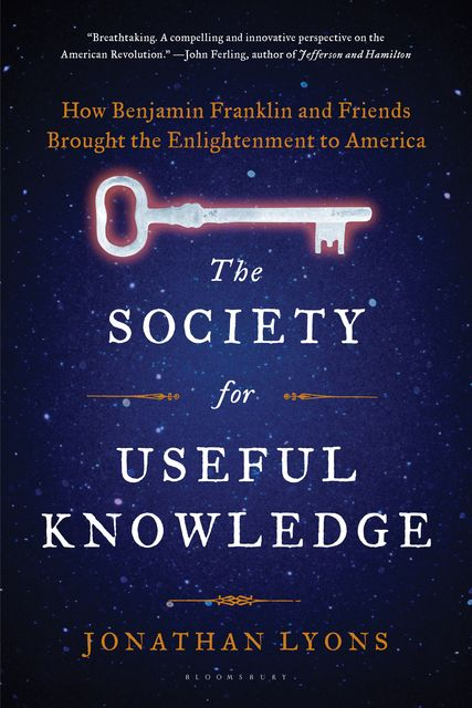 The Society for Useful Knowledge, Jonathan Lyons