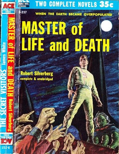 Master of Life and Death, Robert Silverberg