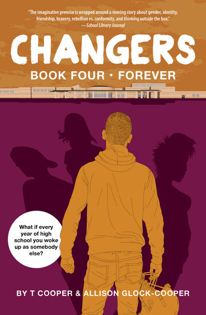 Changers Book Four, T Cooper, Allison Glock-Cooper