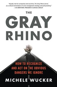 The Gray Rhino, Michele Wucker