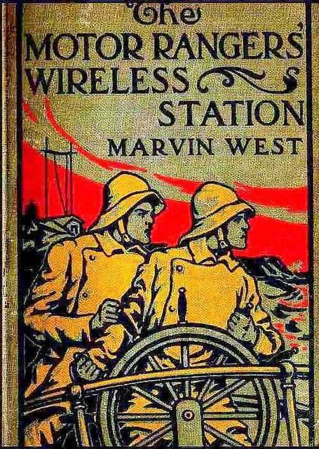 The Motor Rangers' Wireless Station, Marvin West