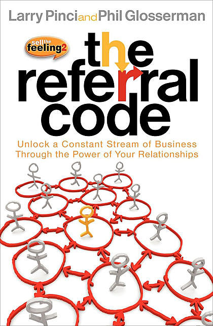 The Referral Code, Larry Pinci, Phil Glosserman