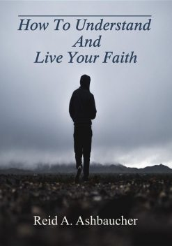 How To Understand And Live Your Faith, Reid A Ashbaucher