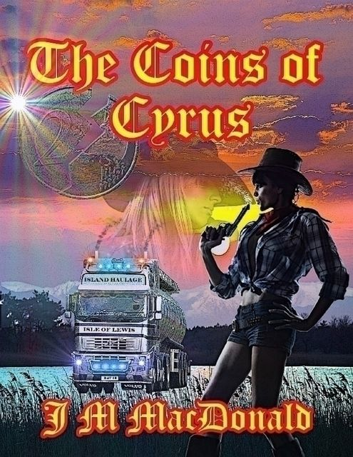 The Coins of Cyrus, J.M.MacDonald