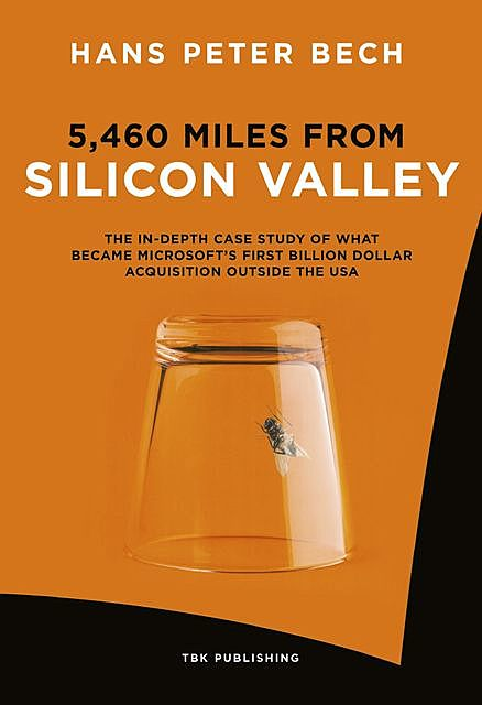 5,460 Miles from Silicon Valley, Hans Peter Bech