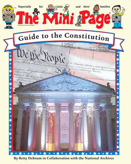 The Mini Page Guide to the Constitution, Betty Debnam