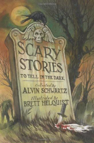 Scary Stories To Tell In The Dark, Alvin Schwartz