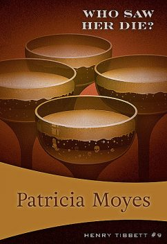 Who Saw Her Die, Patricia Moyes