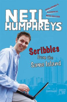 Scribbles from the Same Island, Neil Humphreys
