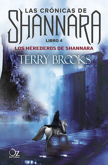 Los herederos de Shannara, Terry Brooks