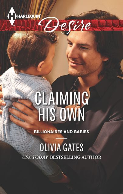 Claiming His Own, Olivia Gates