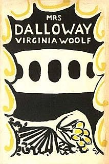 Mrs Dalloway, Virginia Woolf