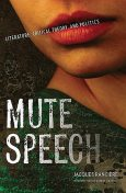 Mute Speech, Jacques Rancière