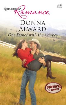 One Dance with the Cowboy, Donna Alward