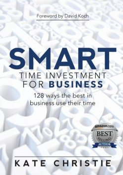 SMART Time Investment for Business, Kate Christie