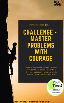 Challenge – Master Problems with Courage, Simone Janson