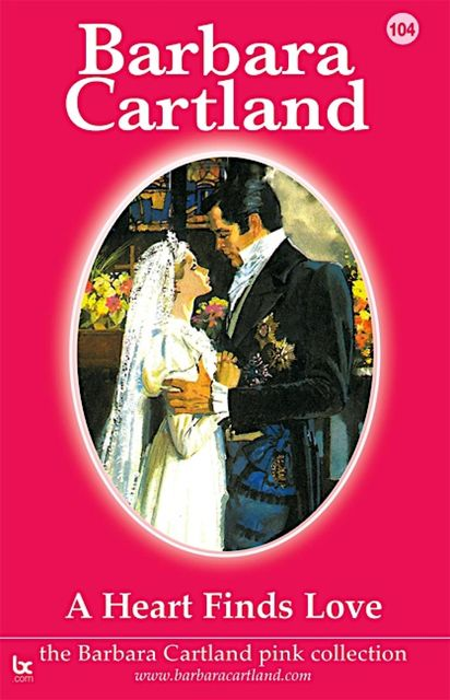 A Heart Finds Love, Barbara Cartland