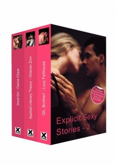 Explicit Sexy Stories, Lucy Felthouse, Clarice Clique, Orlando Zinn