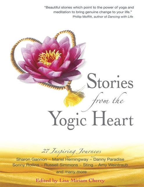 Stories from the Yogic Heart, Lisa Miriam Cherry