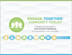 Engage Together® Community Toolkit, Alliance for Freedom, Engage Together®, Justice®, Restoration