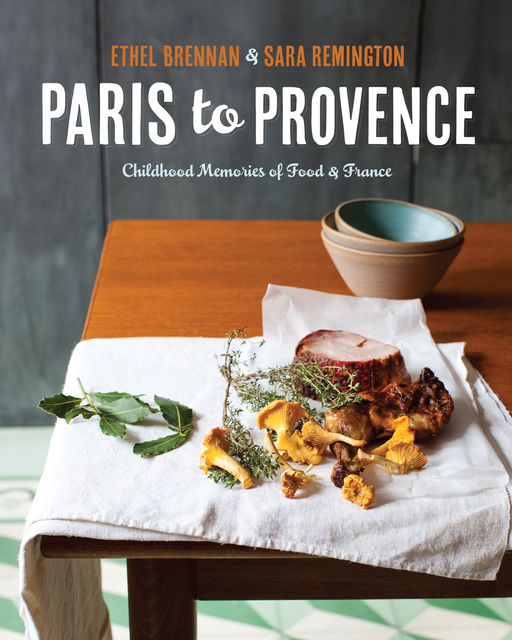 Paris to Provence, Ethel Brennan