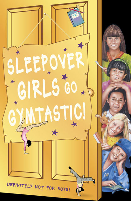 Sleepover Girls Go Gymtastic! (The Sleepover Club, Book 47), Fiona Cummings