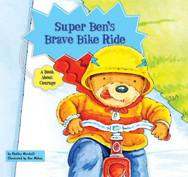 Super Ben's Brave Bike Ride, Shelley Marshall