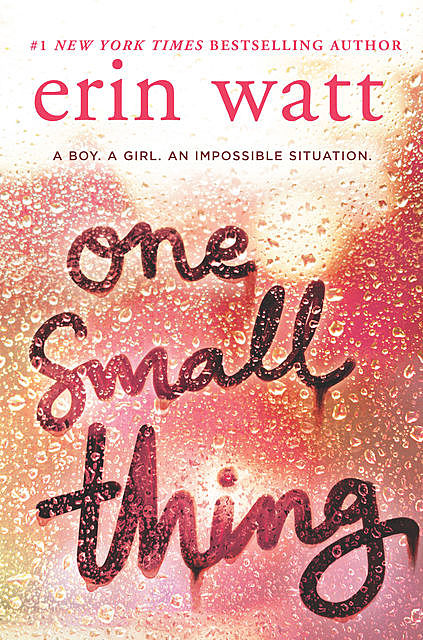 One Small Thing, Erin Watt