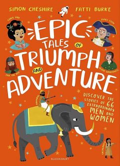 Epic Tales of Triumph and Adventure, Simon Cheshire