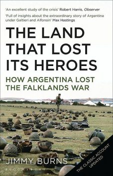 Land that Lost Its Heroes, Jimmy Burns