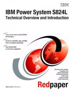IBM Power System S824L Technical Overview and Introduction, Me