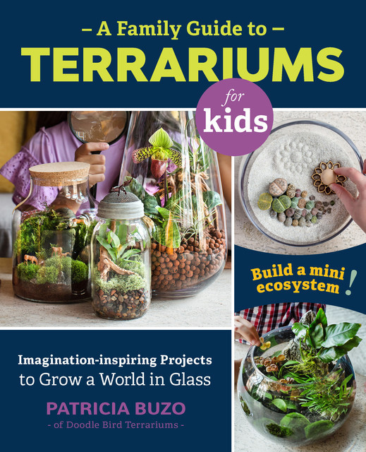 A Family Guide to Terrariums for Kids, Patricia Buzo