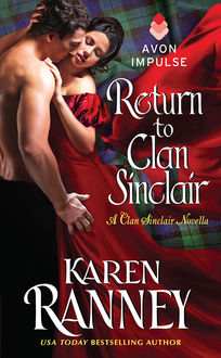 Return to Clan Sinclair, Karen Ranney