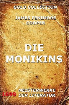 Die Monikins, James Fenimore Cooper