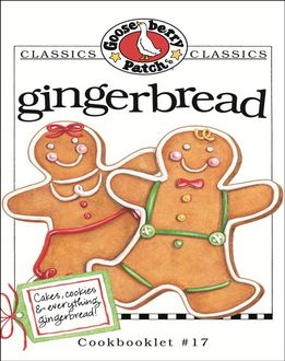 Gingerbread Cookbook, Gooseberry Patch