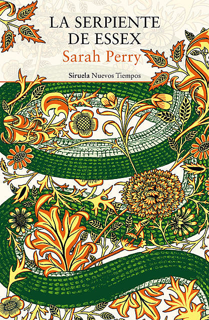 La serpiente de Essex, Sarah Perry