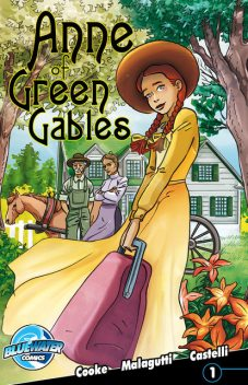 Anne of Green Gables #4, CW Cooke