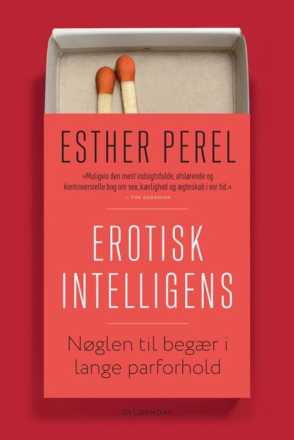 Erotisk intelligens, Esther Perel