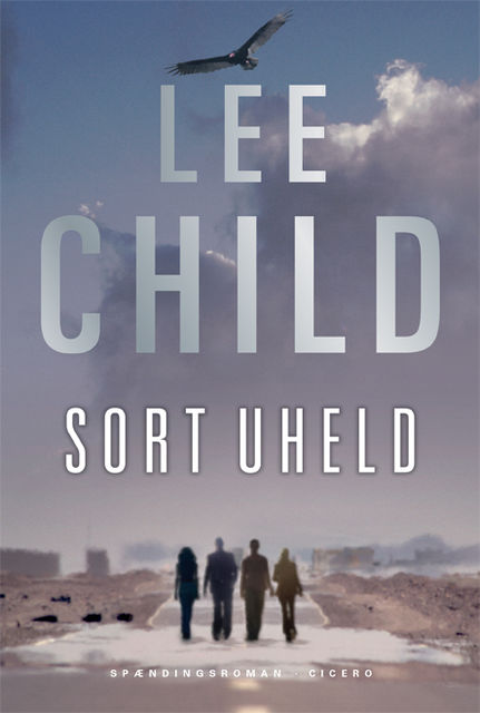 Sort uheld, Lee Child