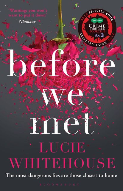 Before We Met, Lucie Whitehouse