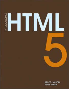 Introducing HTML5 (Vadim Makeev's Library), Bruce Lawson